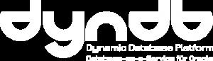 DynDB Logo white